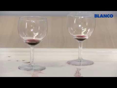 Blanco Reinigung Und Pflege Keramik Spüle Youtube