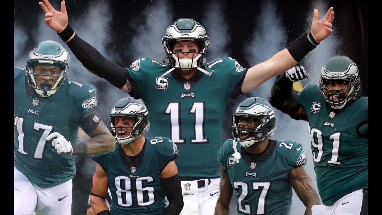 c4bd0ca4724 Philadelphia Eagles Season Hype || Here We Come - YouTube