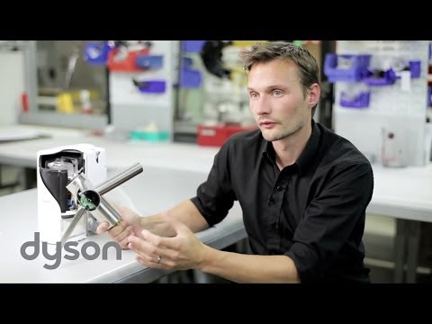 Dyson Airblade Tap hand dryer explained - Official Dyson video