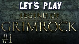Yogscast - Legend of Grimrock Part 1 - This... Is... Grimrock!