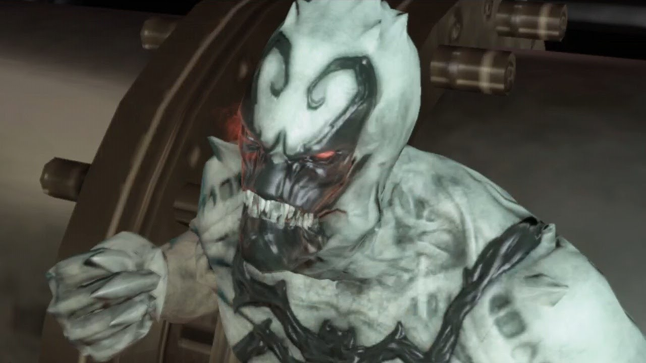 Anti Venom Spider Man Edge Of Time   www.pixshark.com ...
