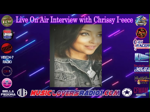 DJ RACER INTERVIEW WITH CHRISSY I-EECE - 03/27/2020