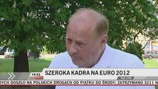Tomaszewski: kadra hańby naszego narodu. Tusk: jak on coś powie...