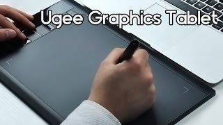 Review: Ugee M708 Graphics Tablet