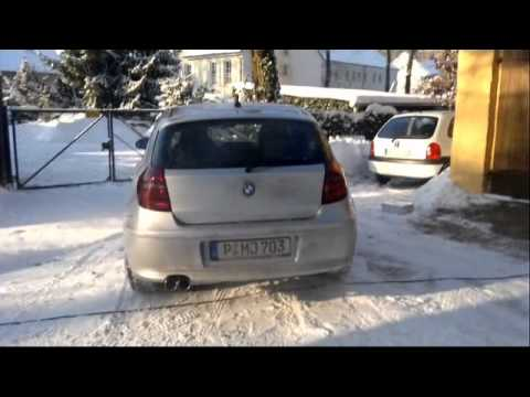 bmw 116i e87 mit performance auspuff esd video 3 youtube. Black Bedroom Furniture Sets. Home Design Ideas