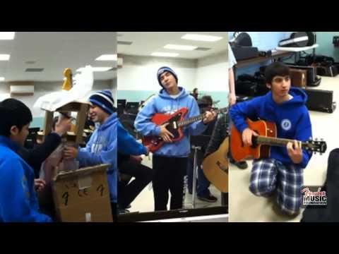 Fender Music Foundation Docu-Video