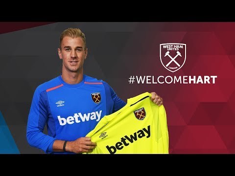 Joe Hart Signs for West Ham United!
