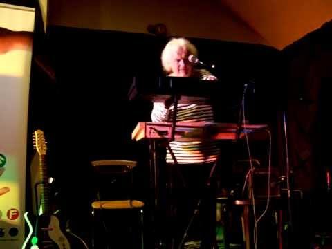 Alan Clayson at The Granary