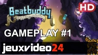 Beatbuddy Tale of the Guardians - Exclusive Gameplay HD #1 (PC)