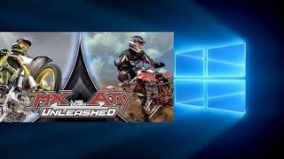 INSTALL MX vs ATV Unleashed On (Windows 10)??!??!!?!?