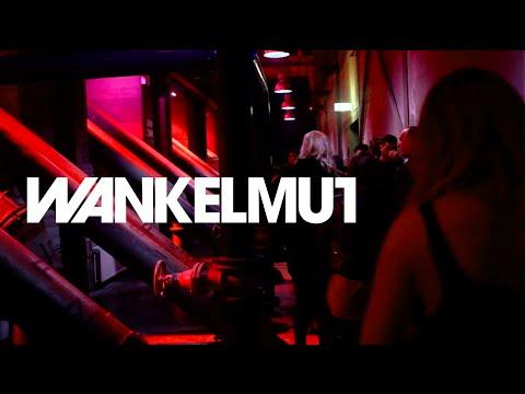 Wankelmut Live - Contact Festival & VISUAL Rotterdam