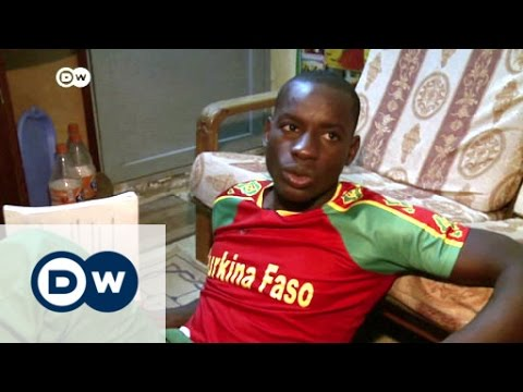 Burkina Faso's first professional cyclist | DW News