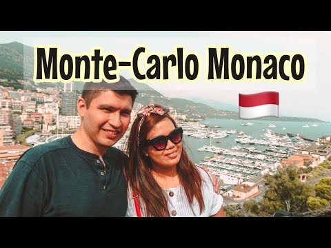 Day trip from France to Monaco | Monte-Carlo is Amazing!!!