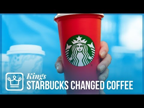 How Starbucks Changed Coffee