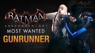 Batman: Arkham Knight - Gunrunner (Penguin)