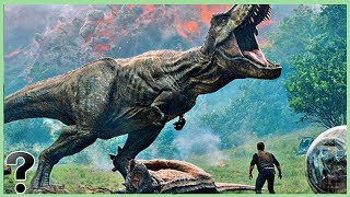 What If Jurassic World Was Real?