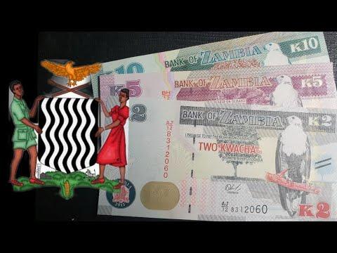 Zambia's Modern Banknote Review