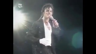 Michael Jackson - Billie Jean - Live in Cologne 1992 [50 FPS]