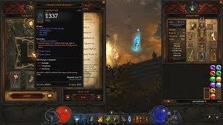 269 Reforging Swamp Land Waders; Diablo 3, S19
