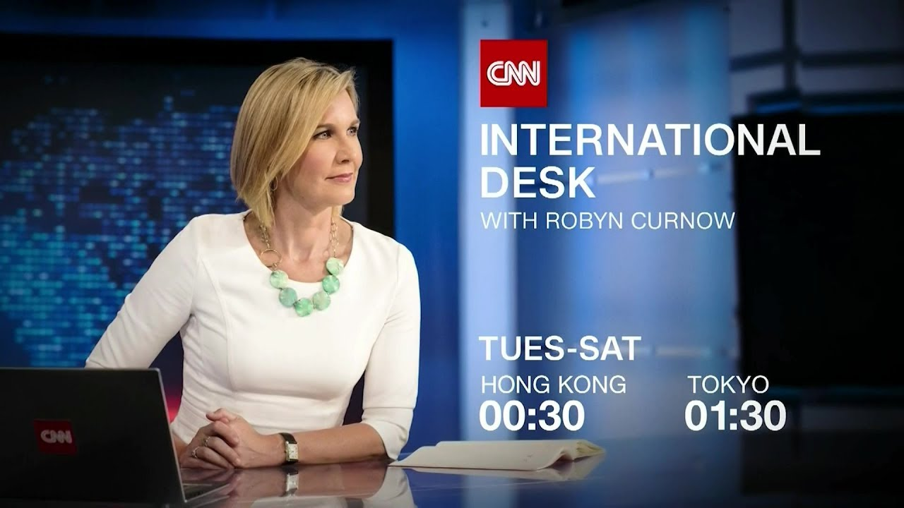 Cnn International Desk Promo