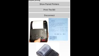 Android application for billing using bluetooth printer click the link to install https://play.google.com/store/apps/details?id=easynet.ac.billingapp