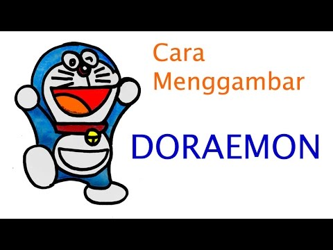 How To Draw Doraemon For Kids