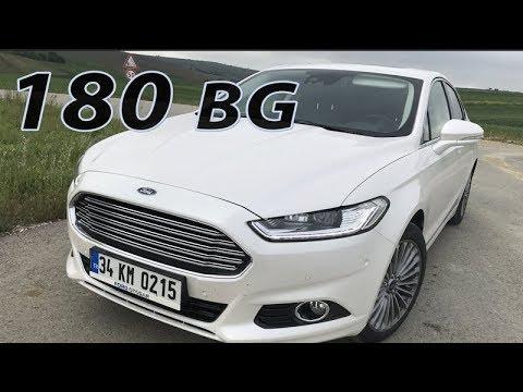 Test - Ford Mondeo 2 Lt TDCI 180 Bg 400 Nm