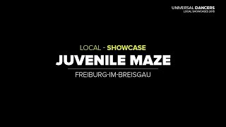 UD/15 I JUVENILE MAZE I LOCAL SHOWCASE I OFFICIAL