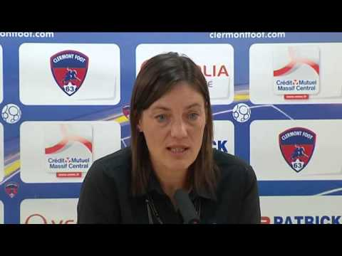 Clermont Foot : Le bilan de saison par Corinne Diacre