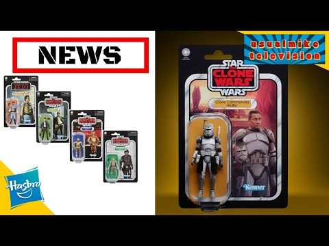 Star Wars Vintage Collection Re-Issue Wave Lando Luke /& C-3PO NEW Han
