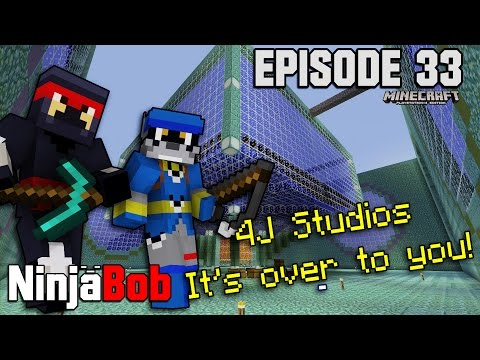"Minecraft PS4 - ""4J Studios, it's over to you!"" Hollow Mountain Ep.33"