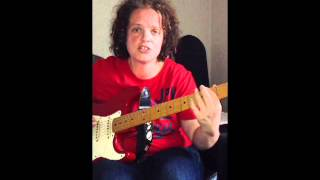 Funky Kingston Guitar Lesson