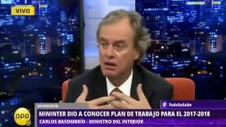 TODO SE SABE 02/01/17 ENTREVISTA A YENI VILCATOMA Y CARLOS BASOMBRIO | PROGRAMA COMPLETO