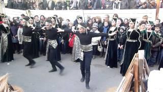 Праздник Терендез в Тбилиси