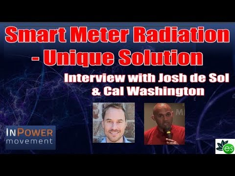 Smart Meter Radiation - A Unique Solution From The InPower Movement