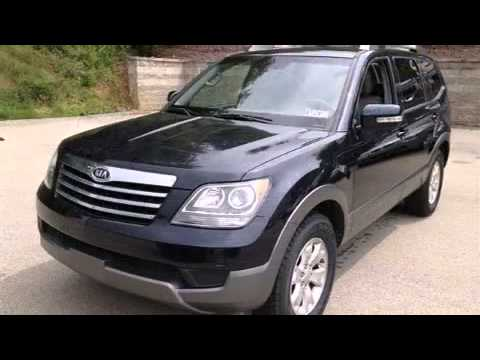 2009 kia borrego lx v6 in burlington vt 05401 youtube. Black Bedroom Furniture Sets. Home Design Ideas