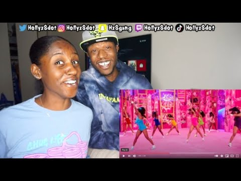 Cardi B – Up (Official Music Video) REACTION!
