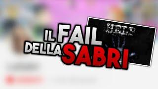 IL MEZZO FAIL DELLA SABRIGAMER