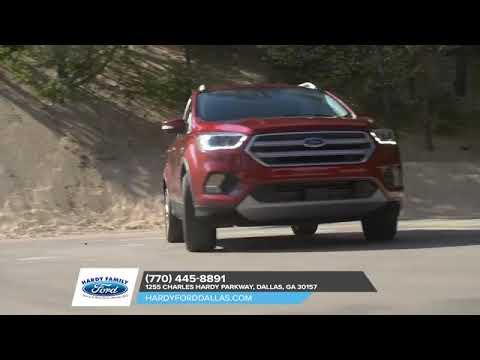2018 Ford Escape Dallas GA | Ford Escape Dealership Dallas GA