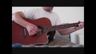 Mark Hatfield - The District Sleeps Alone Tonight (The Postal Service Cover)