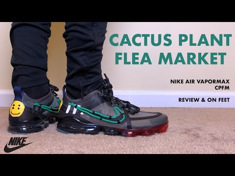 Nike Air Vapormax Cactus Plant Flea