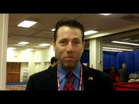 Interview with Joe Miller of Alaska at CPAC 2012