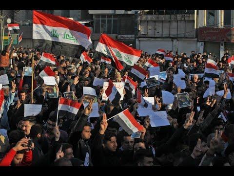 الشرطة العراقية تستخدم الرصاص الحي لتفريق متظاهرين بالبصرة  - 06:54-2018 / 12 / 15