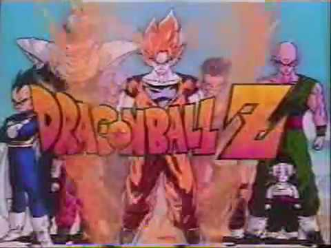 Dragonball Z Canadian Intro