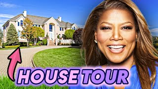 Queen Latifah | House Tour | Beverly Hills & New Jersey Mansions