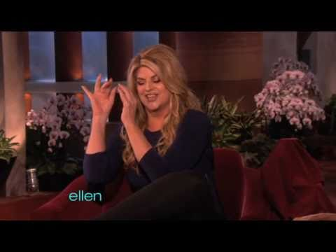 Two Hours a Day for Kirstie Alley!