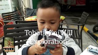 TOBOT MINI X II EXPLORATION