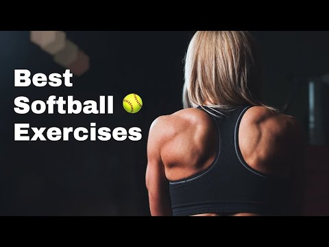 Softball Strength Training Exercises: Best 5 For Beginners to Add to Their Workouts