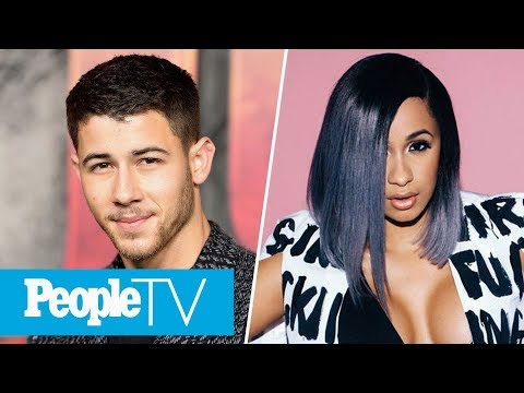 Nick Jonas Reveals If Sophie Turner Gives 'GoT' Spoilers, The Gift Cardi B Got Her Fiancé  PeopleTV