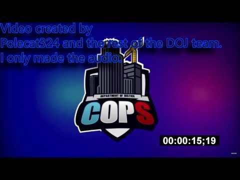 "DOJ Intro Music - Custom Remix - ""How I Roll"""